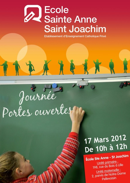 journ e portes ouvertes 2012 ecole sainte anne saint joachim. Black Bedroom Furniture Sets. Home Design Ideas