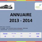 annuaire 2013